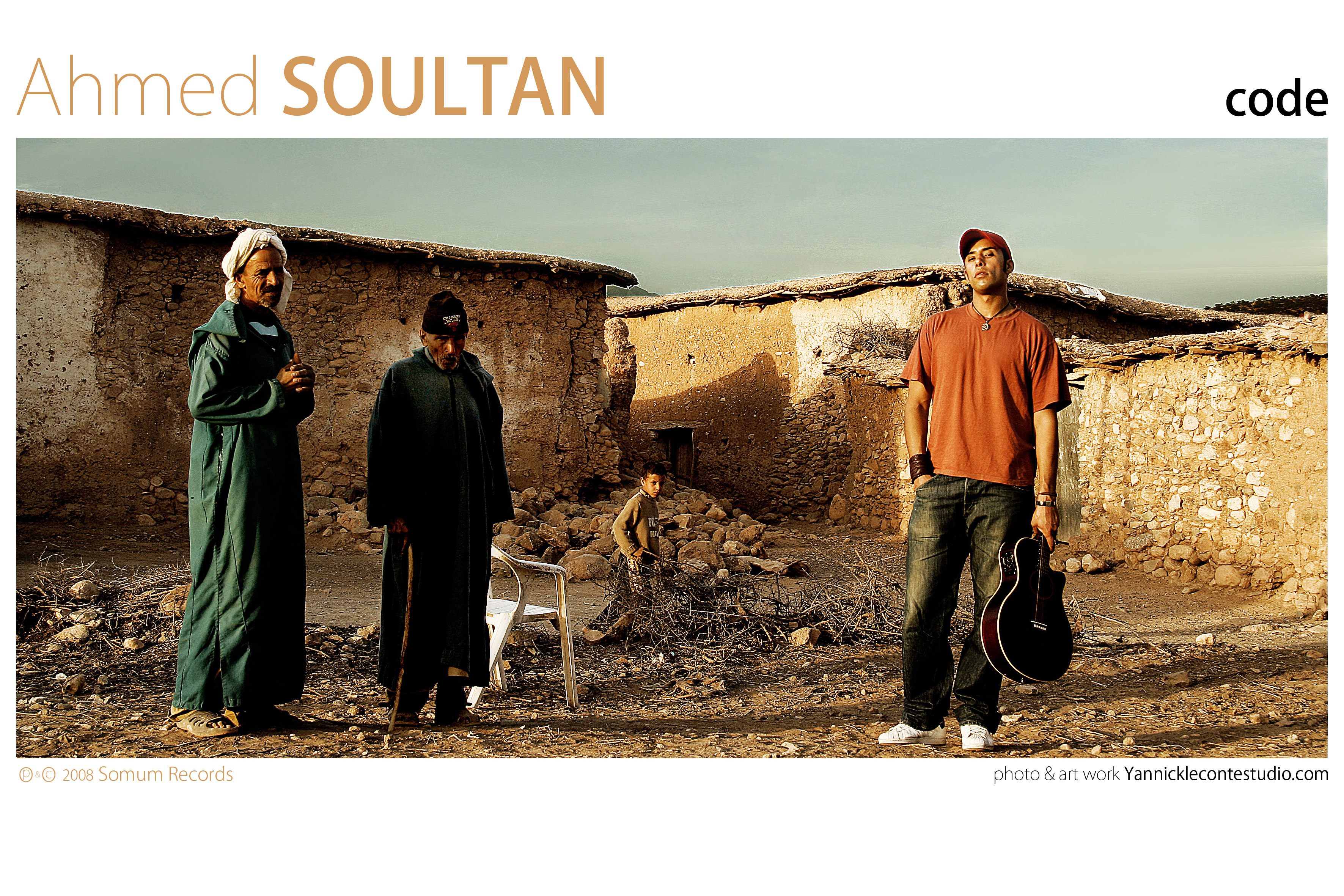 album code ahmed soultan