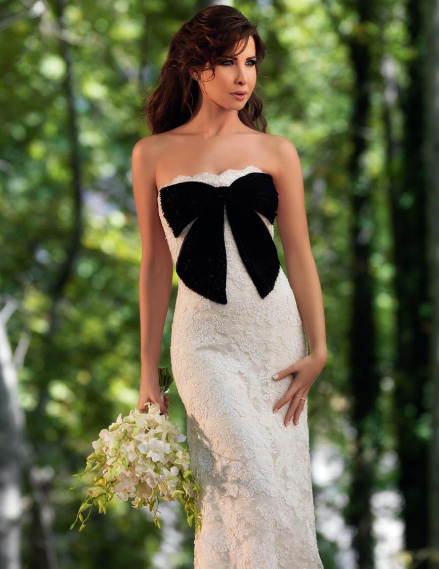 Nancy Ajram Wedding Dress